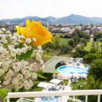 Doppia Panoramic Elegance - vista piscina e parco