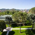 Doppia standard con Salottino - Vista Parco e Colli Euganei