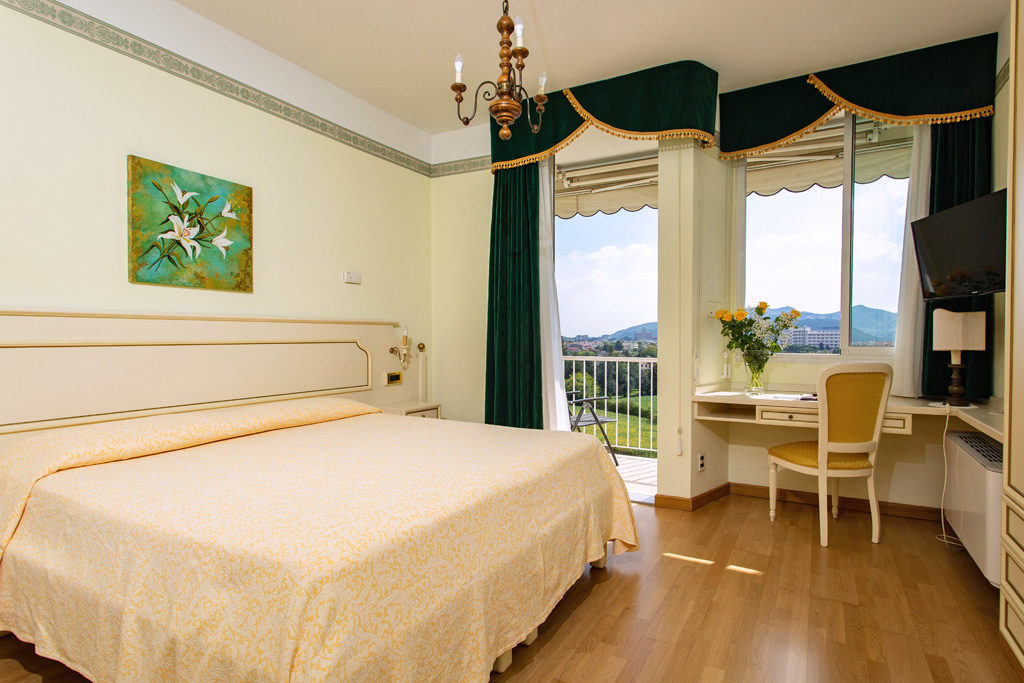 Panoramic Elegance con salottino - letto matrimoniale